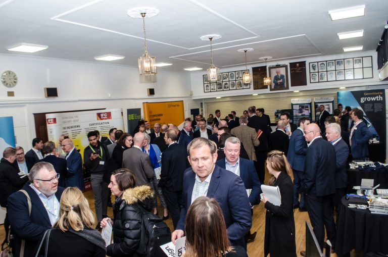 Networking in Essex at the county cricket ground