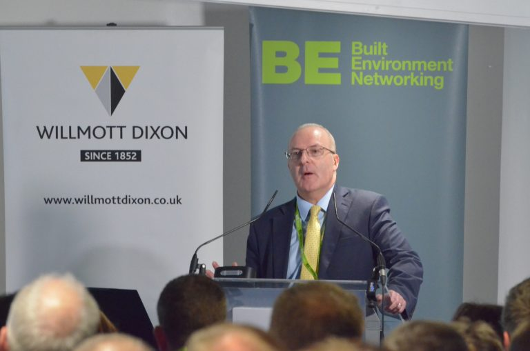 Paul Fenton Speaks at Essex & South East Development Plans