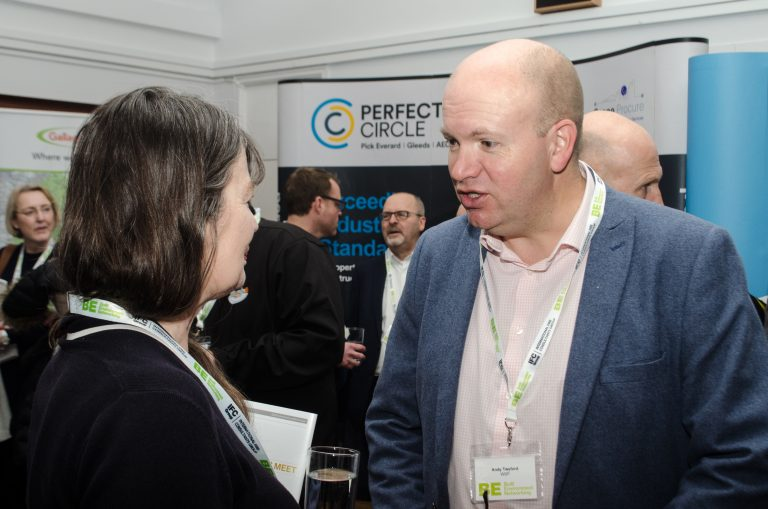 Perfect Circle Partnered Networking event