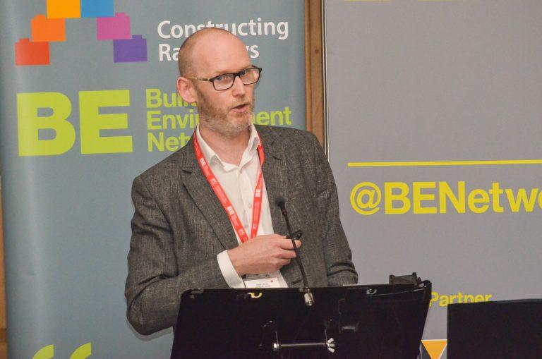 Peter Henry of Harworth at Leeds City Region Development Plans 2019