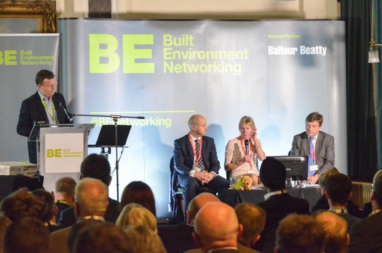 Phil Laycock, David Morris, Mark Lee and Rachel Wood speak at West Midlands Development Plans 2018