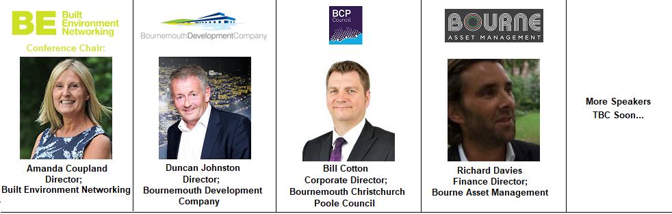Bournemouth Christchurch Poole Council Bourne Asset Managment Richard Davie Bill Cotton Morgan Sindall