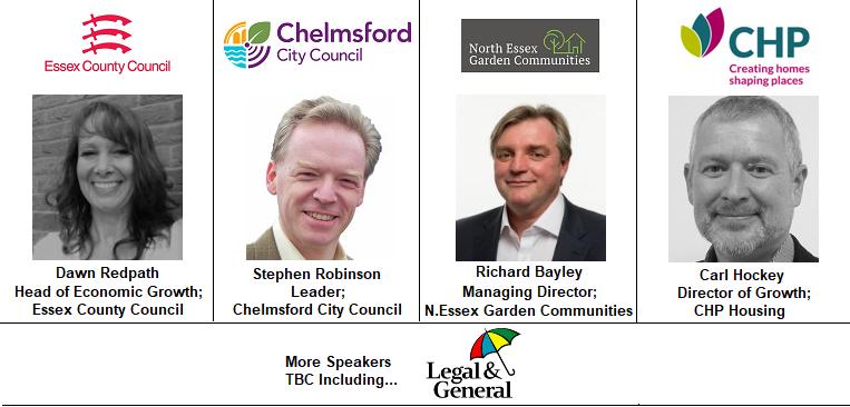 Speakers Chelmsford Essex Richard Bayley Communities CHP Housing Legal General