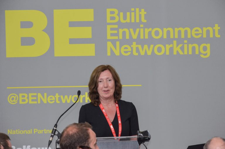 Sue McHugh of University of Brighton Brighton & Sussex Development Plans