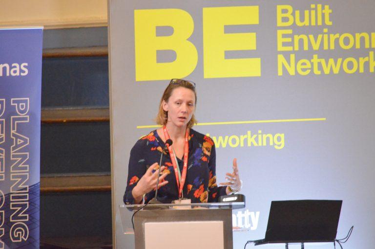 Susan Halliwell Speaks at Oxfordshire Development Plans 2019-2023
