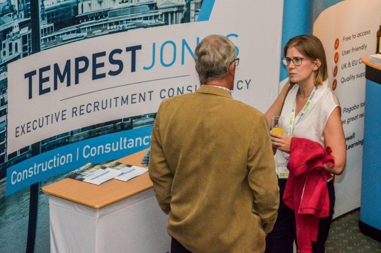 Tempest Jones Partnered networking event