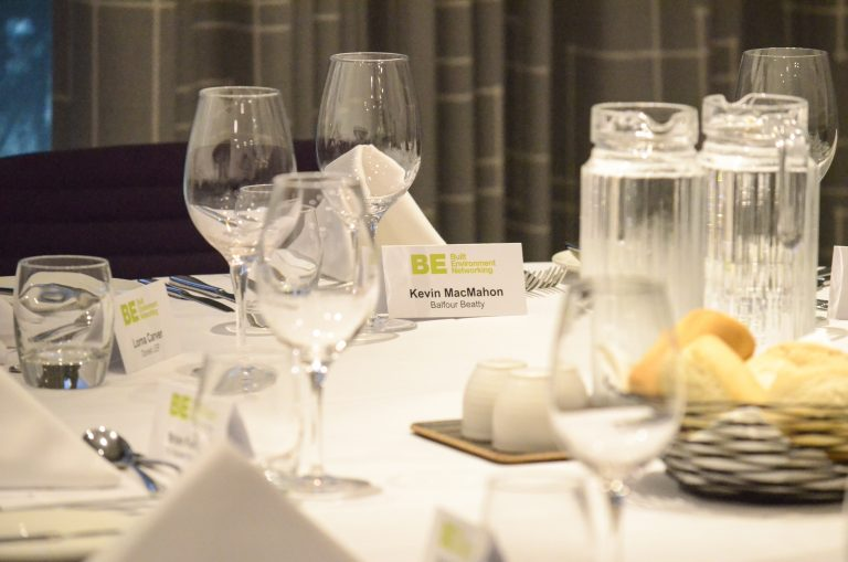 VIP Dinner Bournemouth Development Plans 2018