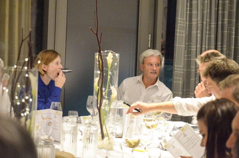 VIP Dinner for Bournemouth Development Plans 2018