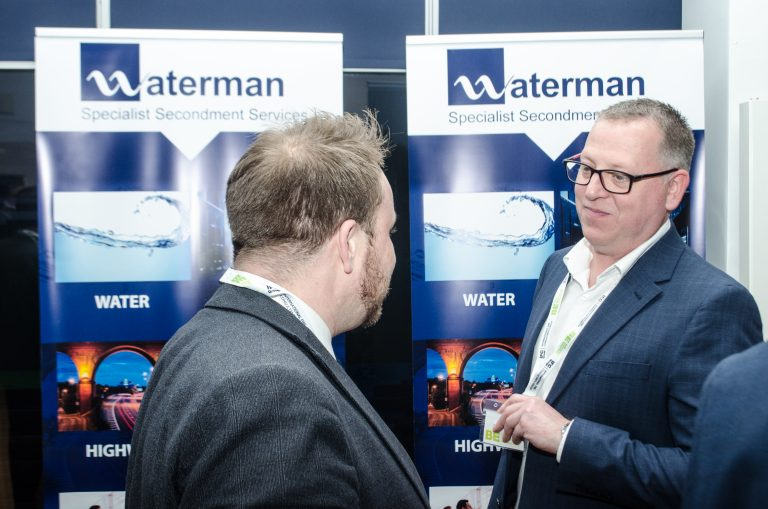 Waterman Group Partnered Networking Event