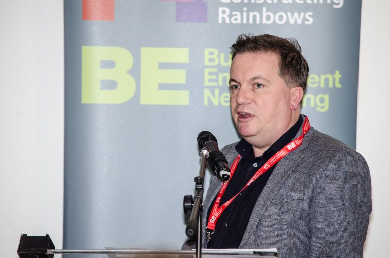 David Hodgson of CEG at East Midlands Development Plans 2019
