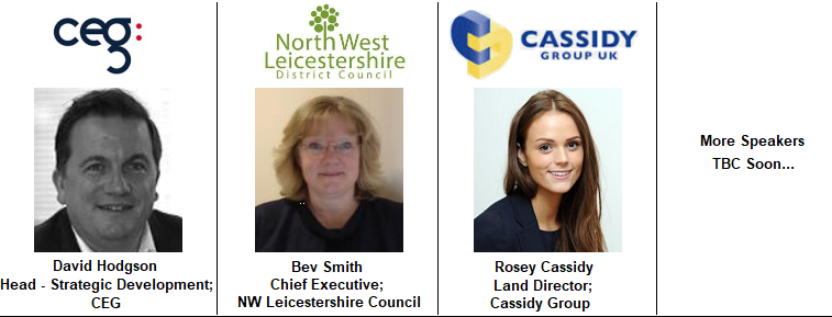 East Midlands North West Leicestershire Bev Smith Rosey Cassidy David Hodgson CEG Commercial Estates Group