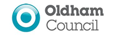 Oldham Council Logo Sidebar 378 x 113