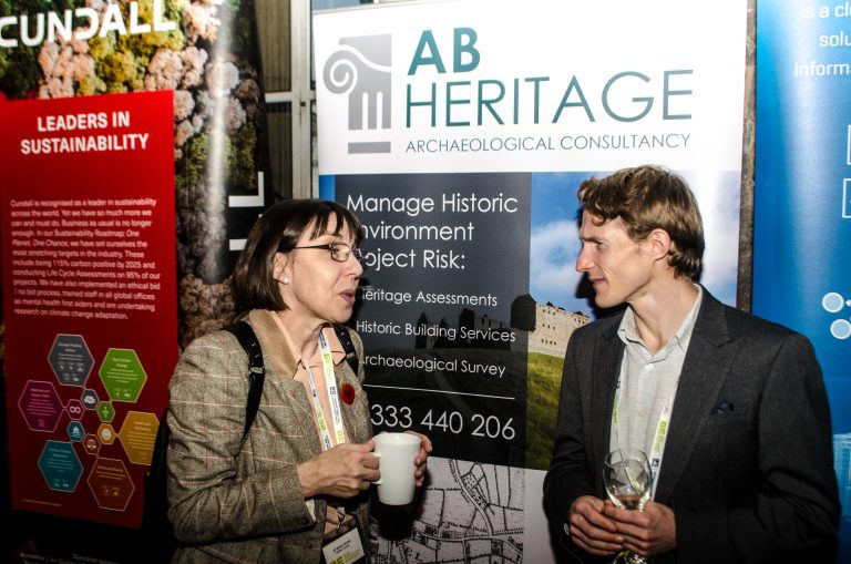 AB Heritage Partnered networking event in Birmingham