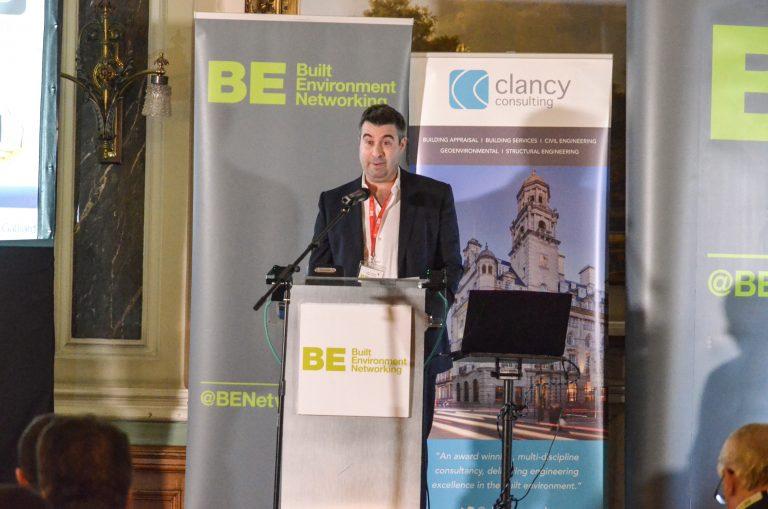 Adam Ratzker of Galliard Homes Speaks at Birmingham Development Plans 2019