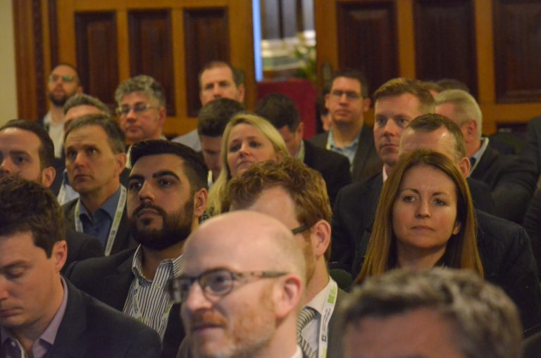 Attendee's at Birmingham Development Plans 2019 Networking