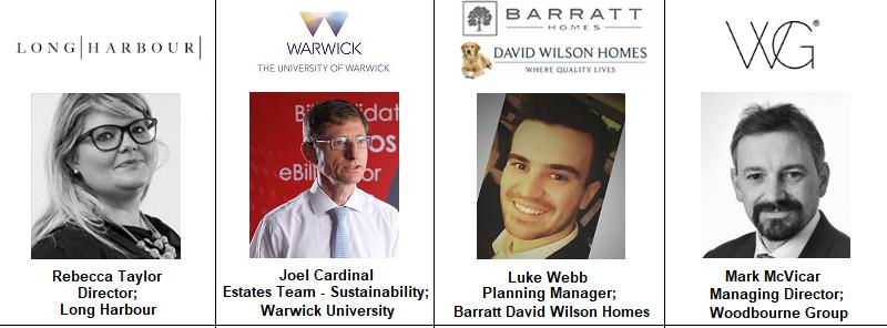 David Wilson Barratt Homes Residential Property Luke Webb Development Planning Sites Zones Modular Warwick University Funding Expansion Woodbourne