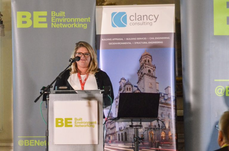 Clancy Consulting networking event in Birmingham
