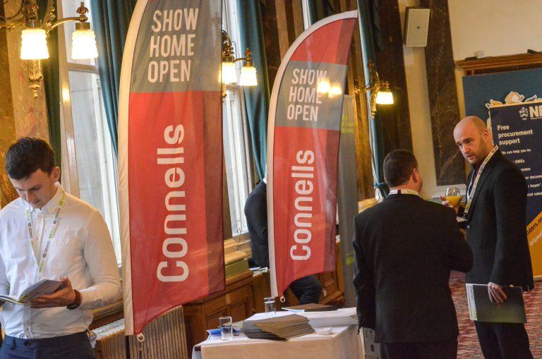 Connells Partnered networking event Birmingham Development Plans 2019