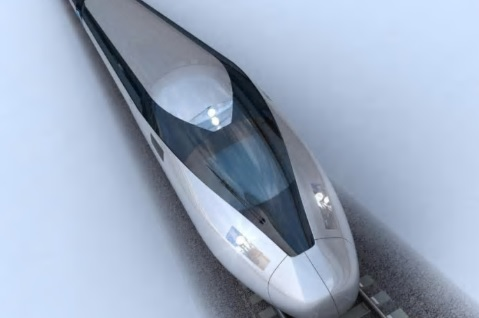 HS2 Solihull Infrastructure Investment Development Property