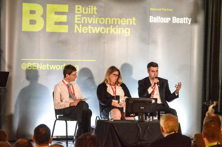Joel Cardinal, Rebecca Taylor and Adam Ratzker speak at Birmingham Development Plans 2019