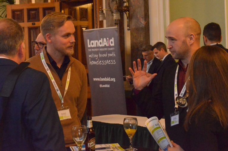 Landaid Partnered Networking Event Birmingham Development Plans 2019