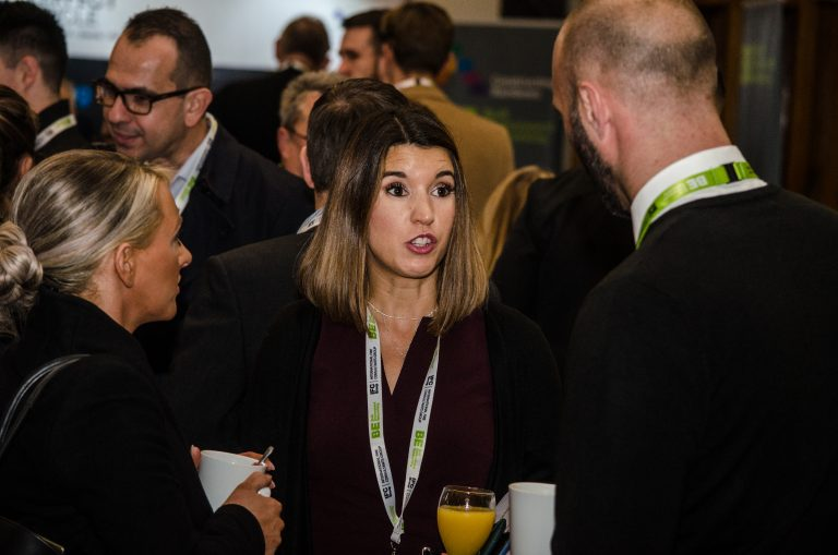 Networking in the Council House Birmingham Development Plans 2019 (2)