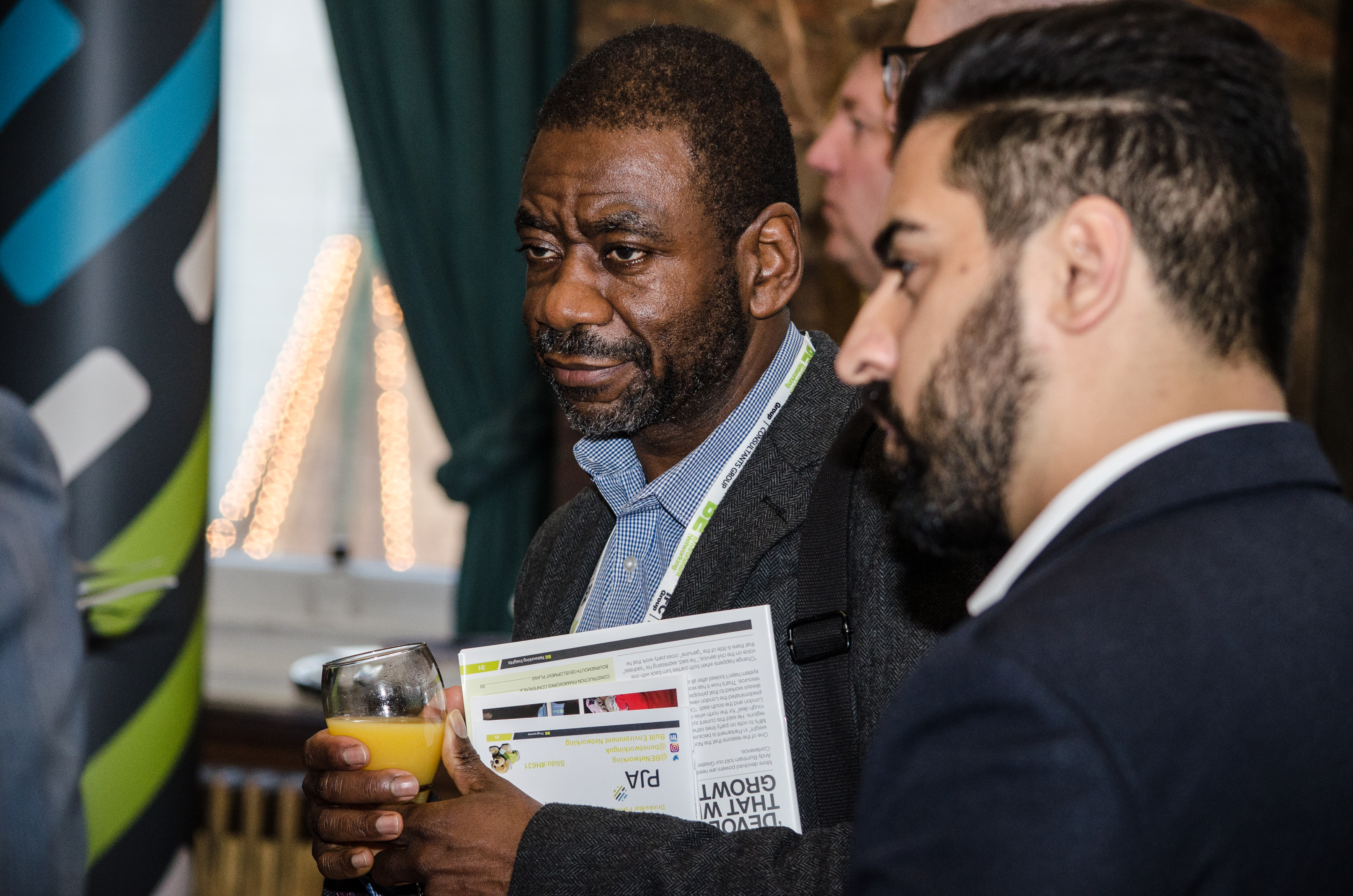 Networking in the Council House Birmingham Development Plans 2019