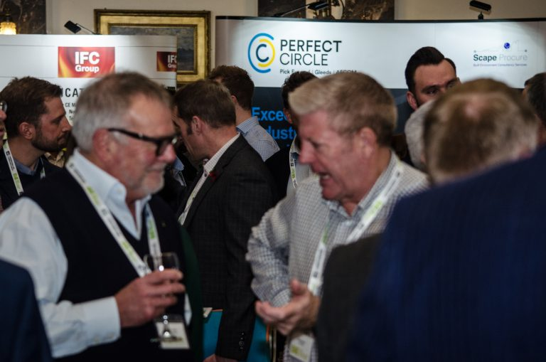 Perfect Circle and IFC Partnered Networking Birmingham Development Plans 2019