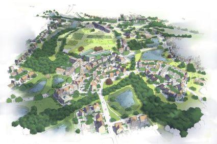 Taylor Wimpey Park Bristol Villages Greenfield Development