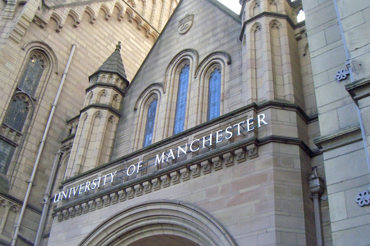 University Manchester Building Coverage