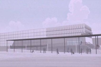 LBA Yorkshire Leeds Bradford Airport Development Expansion Extension Property Airline Architect Design Aviation
