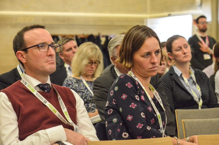 Attendee's from Bristol Development Plans 2018