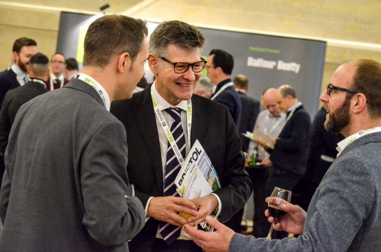 Balfour Beatty partnered Networking Event