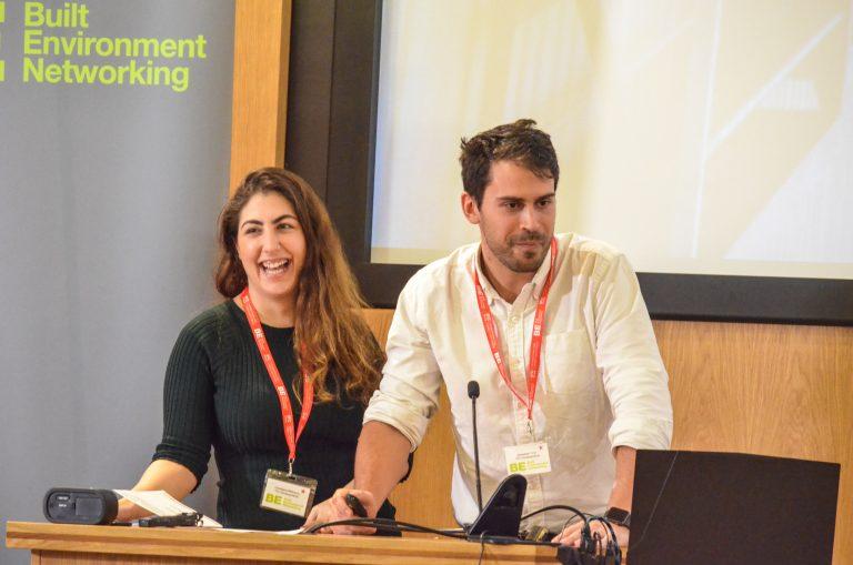 Christiana Makariou and Sebastian Loyn speak at Bristol Development Plans 2018 both from YTL Developments