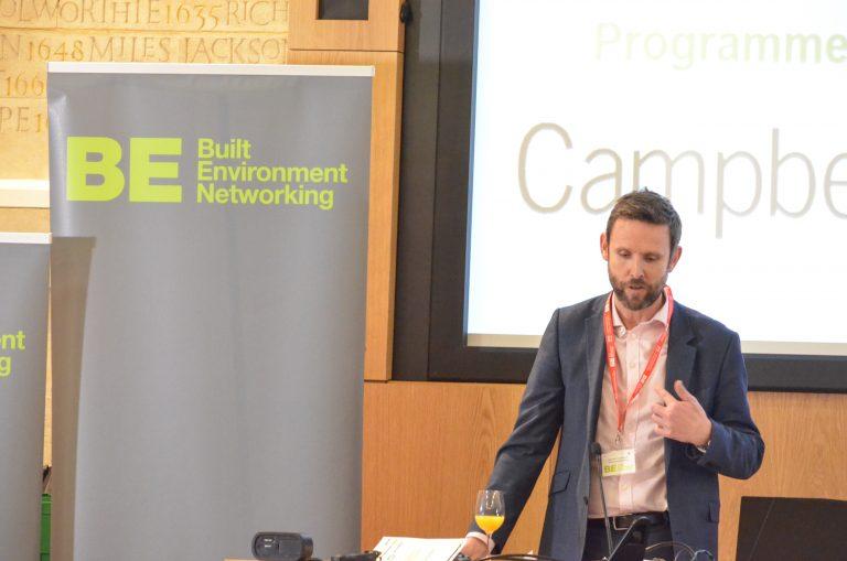 Duncan Cumberland of Muse Developements at Bristol Development Plans 2018