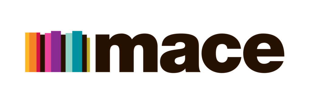 Blue Light Estates Sponsor Logo Mace