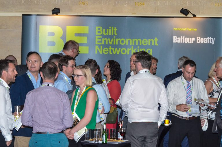 Networking in Bristol City Hall
