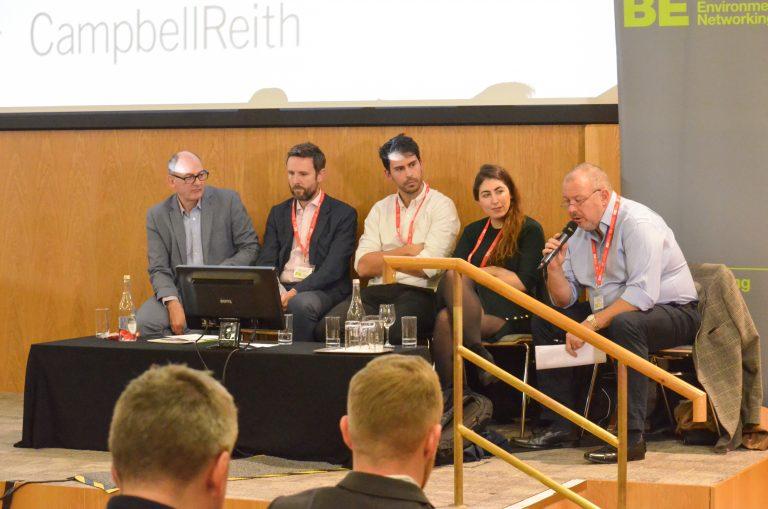 Nigel Holland, Paul Smith, Christiana Makariou , Duncan Cumberland and Sebastian Loyn