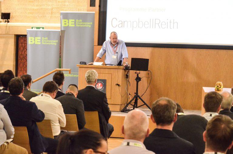 Nigel Holland speaks at Bristol Development Plans 2018