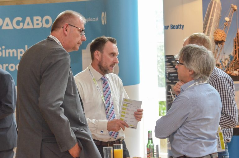 Pagabo Partnered Networking Event in Bristol