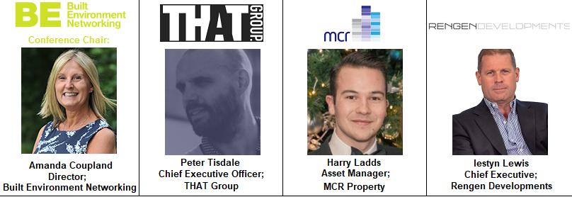 Speakers Bristol Rengen Developments MCR Bristol West England