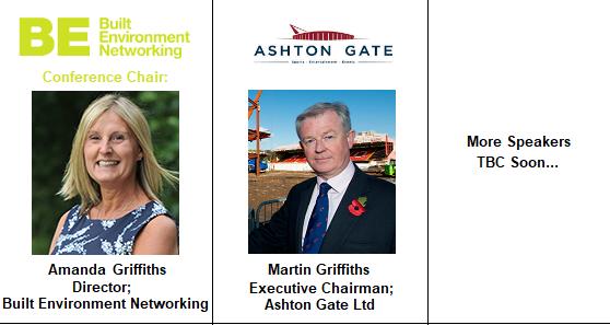 Speakers Martin Griffiths Ashton Gate Bristol