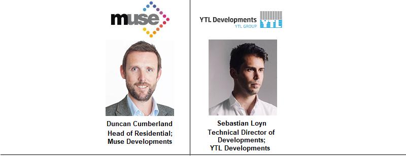 YTL Developments Sebastian Loyn Duncan Cumberland Muse Development Bristol