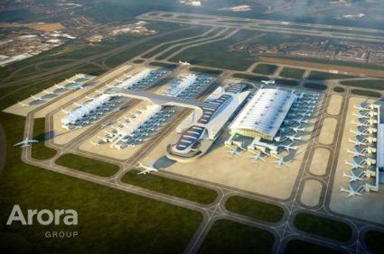Heathrow Arora Group Development Terminal 3 Plans Proposal Government