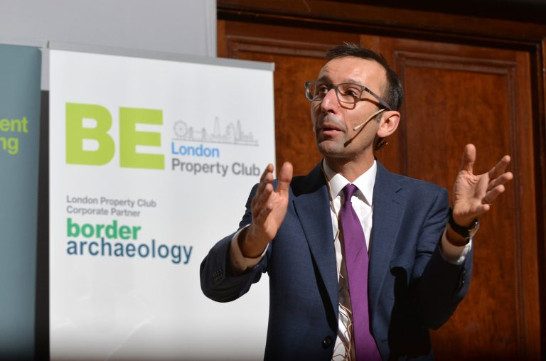 Built-Environment-Networking-Event-with-Rob-Elder-of-the-Bank-of-England-does-an-opening-talk