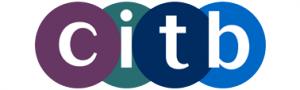 CITB Logo Sponsor Construction Training Board