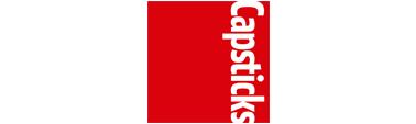 Capsticks Logo Development