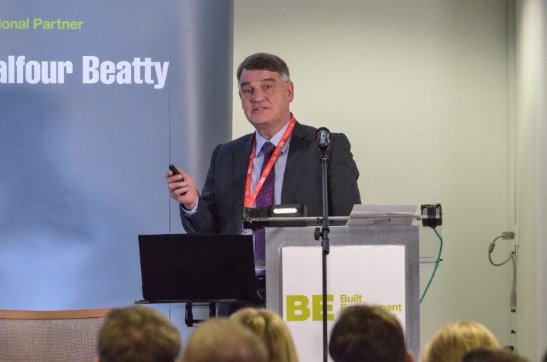 Martin Gannon Speaks at North East Development Plans 2019