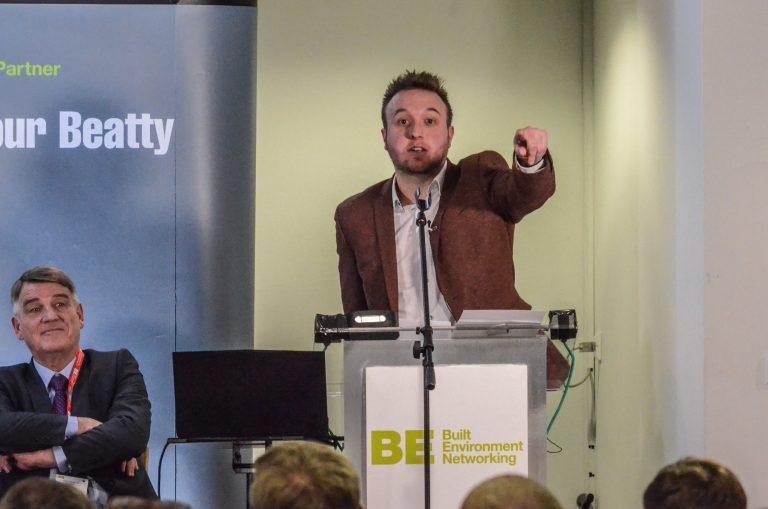 Matt Christie Presents North East Development Plans 2019
