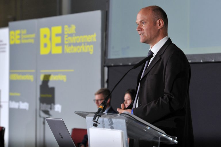 Adam Jones of Department for Education Manufacturing Conference & Exhibition 2019